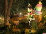 fairy-with-the-fawn